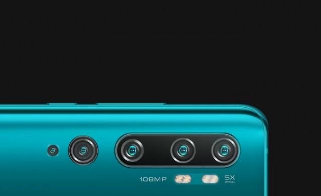 Xiaomi пусна телефон със 108-мегапикселова камера