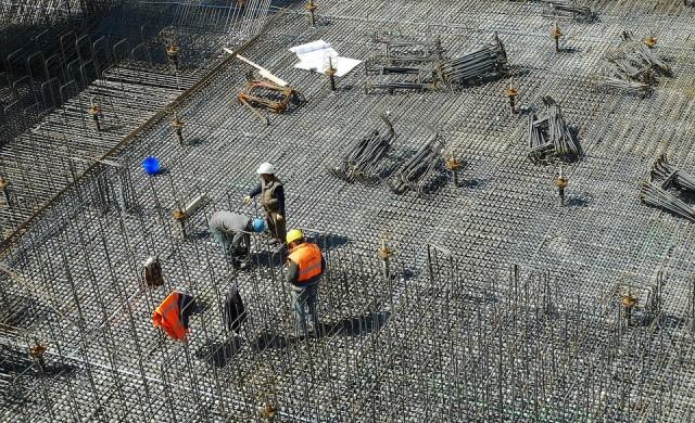 12.4% ръст на сградното строителство през септември