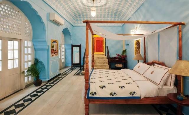 Вече можете да отседнете в кралския дворец в Джайпур