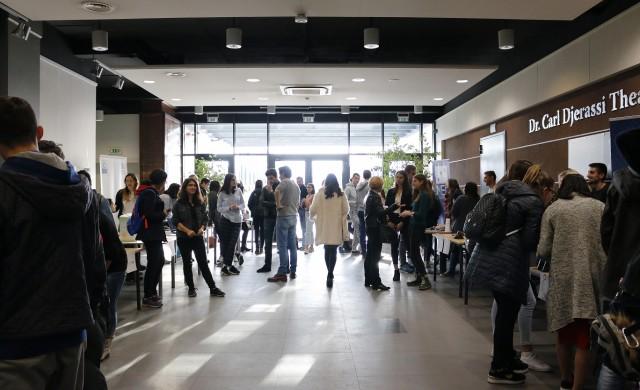 Ден на отворените врати в Американския университет в България