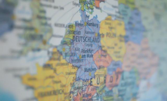 Еврозоната - все още разделена по оста север-юг