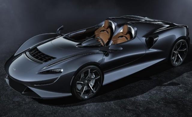 McLaren пуска суперкола за 1.7 млн. долара без покрив