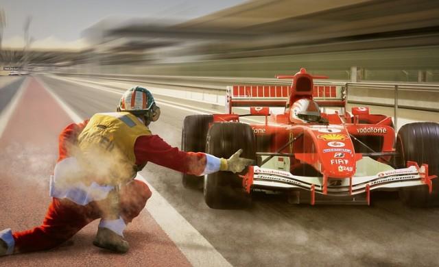 Тръпката Формула 1