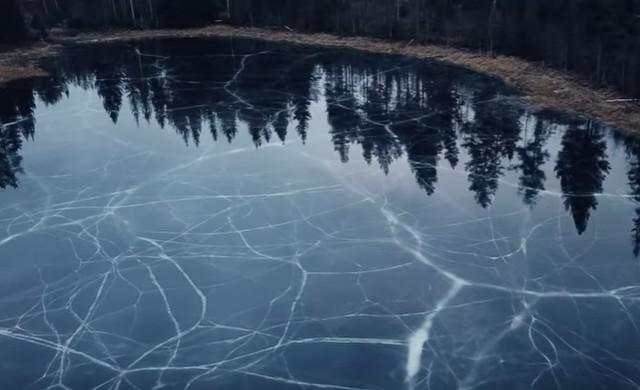 Знаете ли, че ледът може да пее?
