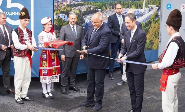 Идеал Стандарт-Видима откри модернизиран завод за над 62 млн. лв