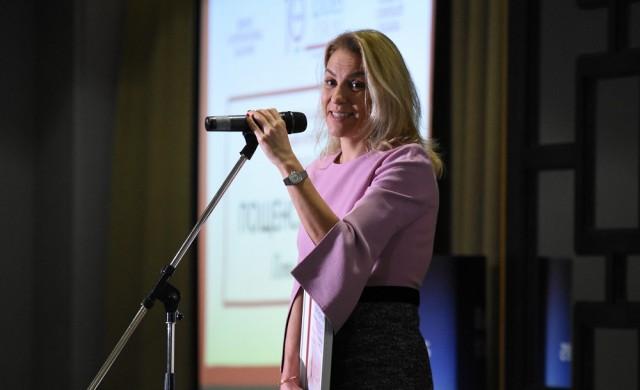 Петя Димитрова - една от шесте жени топ мениджъри в България
