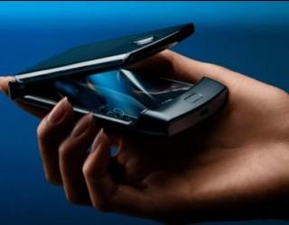 Motorola връща легендарния сгъваем модел Razr