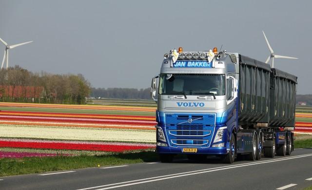 Volvo електрифицира гамата си от товарни камиони