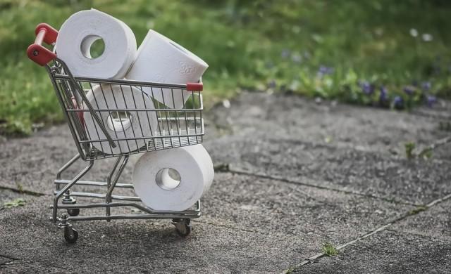 Супермаркети в САЩ поставят ограничения за закупуването на тоалетна хартия