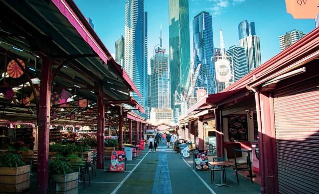 Това са най-големите улични пазари в света