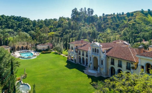 Най-скъпото имение, което ще бъде предложено на търг