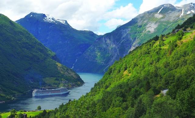 Десет от природните чудеса на Норвегия