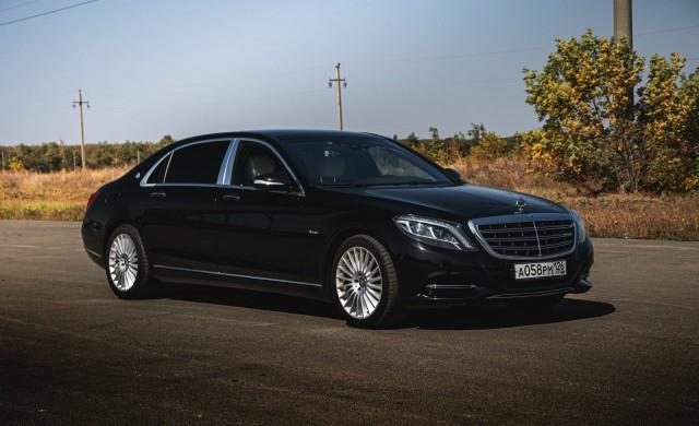 Maybach планира да удвои продажбите на луксозните си лимузини