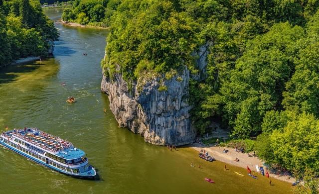 Пътешествие по единствената река в света, която пресича четири столици