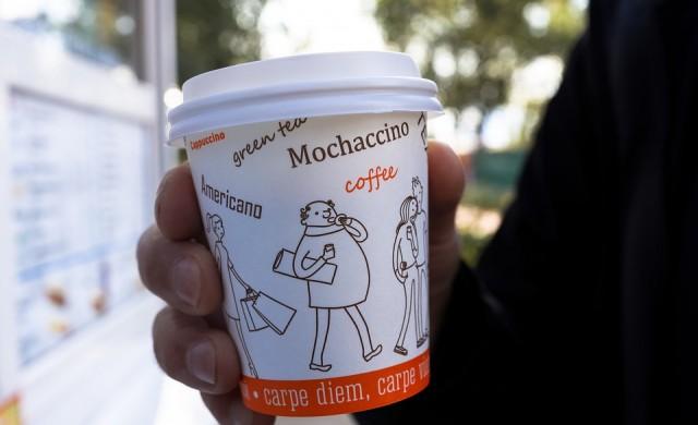 Eто защо никога да не пиете кафе в хартиена чаша