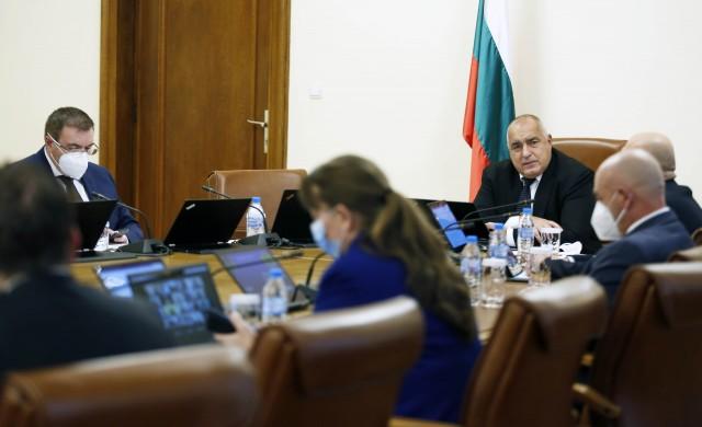 Какво заяви премиерът Бойко Борисов за новите мерки срещу COVID-19?