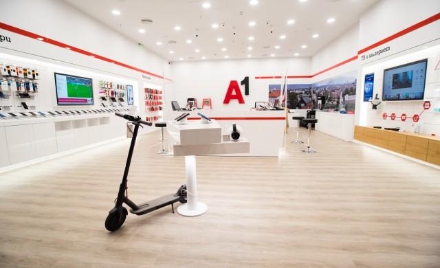 Магазините на А1 остават отворени и при по-строгите противоепидемични мерки