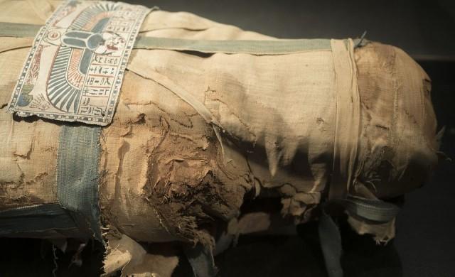 Необичайна находка откриха в мумия на дете в Египет (снимки)