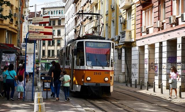 Градският транспорт в София с нов график от 30 ноември