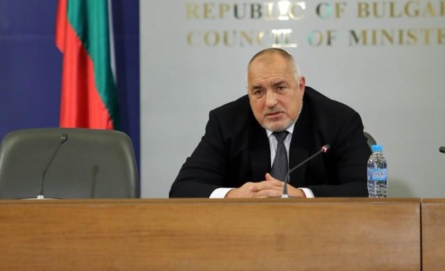 Борисов: България е сред страните с най-ниските темпове на спад на БВП