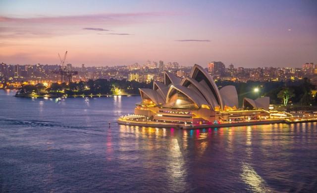 Жителите на Сидни преживяха най-горещата ноемврийска нощ