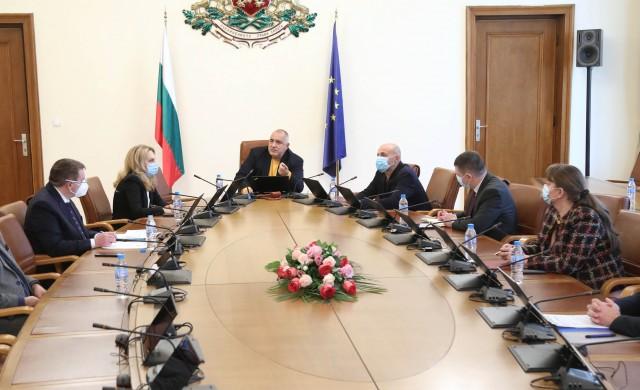 Борисов свика съвещание за мерките в подкрепа на бизнеса и гражданите
