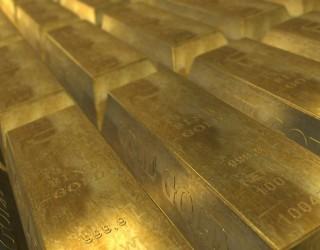 Златото с най-лошия си месец от четири години насам
