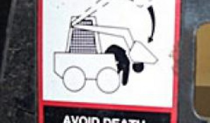 Кои са най-абсурдните предупредителни надписи от етикетите?