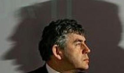 Гордън Браун очерта мрачна картина пред световната икономика за 2008 г.
