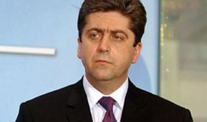 Първанов: В условия на криза вето на бюджета е еретично