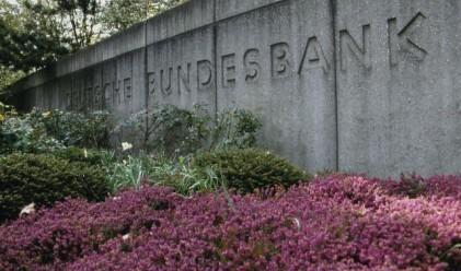 Бундесбанк завиши прогнозата си за германската икономика