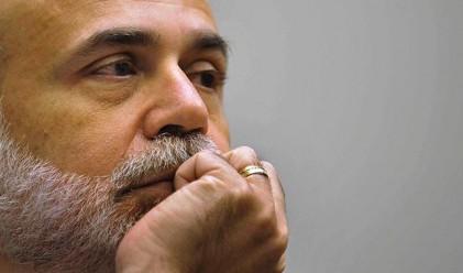 Бернанке: Скромен икономически ръст в САЩ през 2010