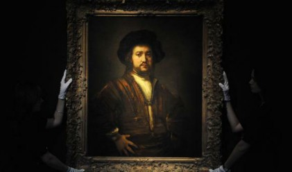 Рекордна сума за Рембранд