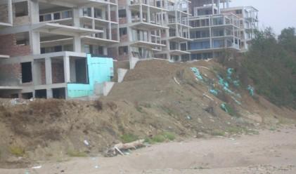 Строителството през октомври запазва нивото си от септември