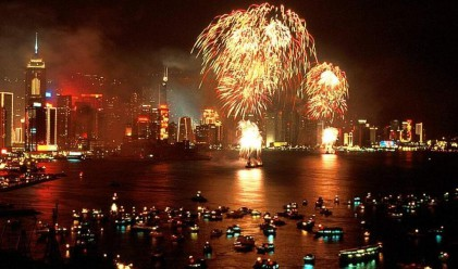 80% от британците ще останат вкъщи на Нова година