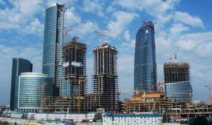 Намаляват етажите на най-високата сграда в Европа