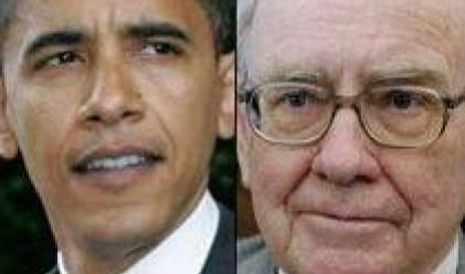 Барак Обама и Уорън Бъфет са братовчеди