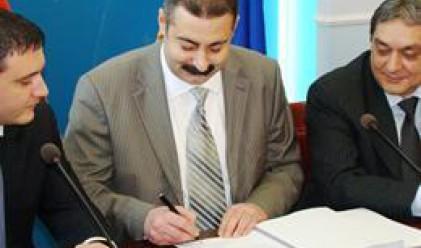 Подписаха Националния рамков договор за 2010