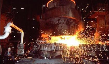 Световното производство на стомана се е свило с 10.8%