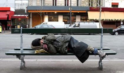 Принц Уилям прекара една нощ като бездомник