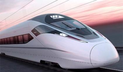Китай с най-бързия влак в света