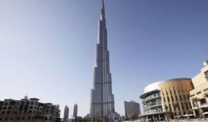 Бурж Дубай в цифри