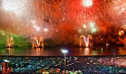 Светът очаква 2010 г. с фойерверки и тържества