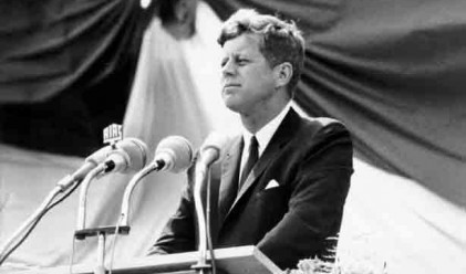 Джон Кенеди продължава да е любимият президент на Америка