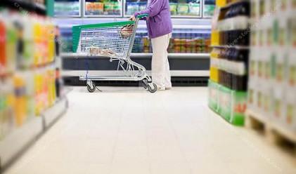 Оборотът на търговия на дребно намалява с 0.6% за октомври