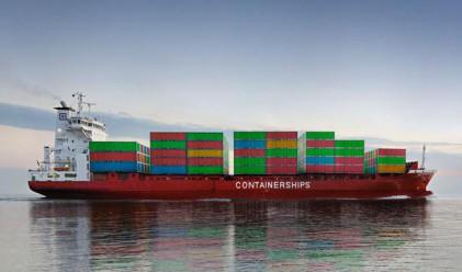 Търговският дефицит на САЩ намалява през октомври