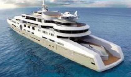 Абрамович си получи яхтата за 400 милиона