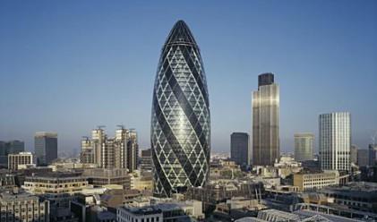 Лондон e лидер по инвестиции в търговски имоти