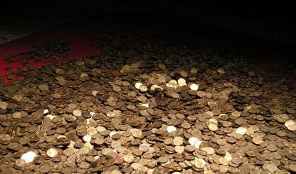 Фалшификатори вече изработват и монети