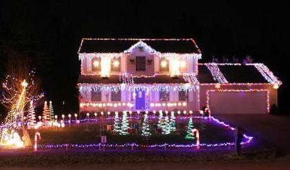 Американка получи къщата си като коледен подарък